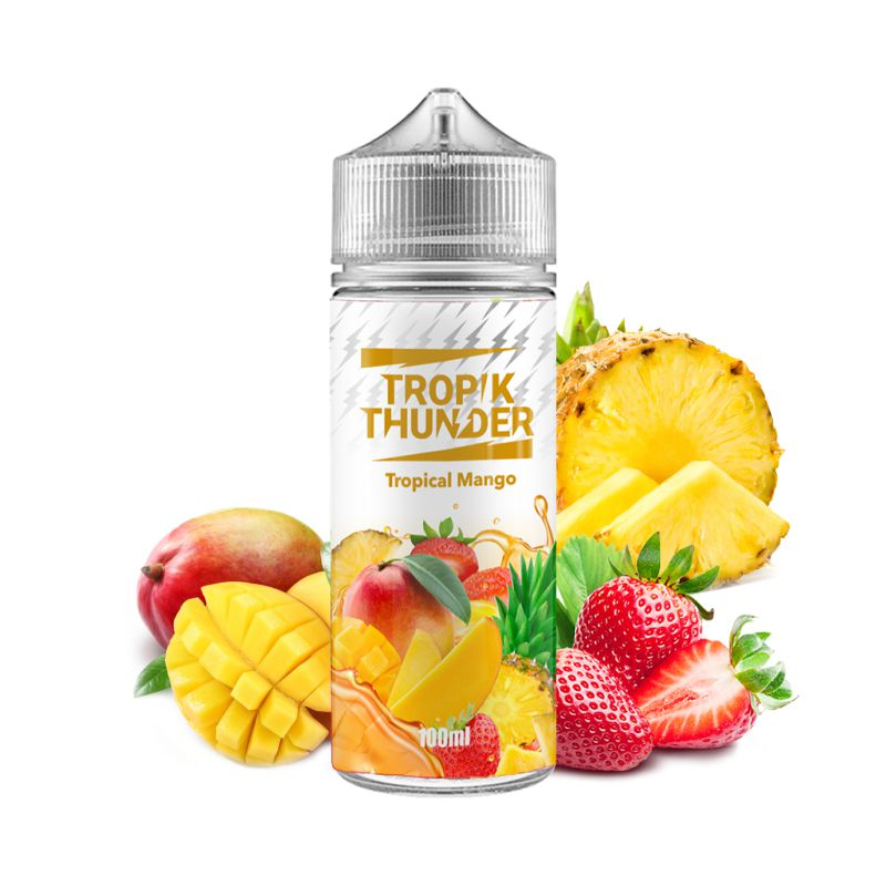Tropik Thunder - Tropical Mango - 100ml