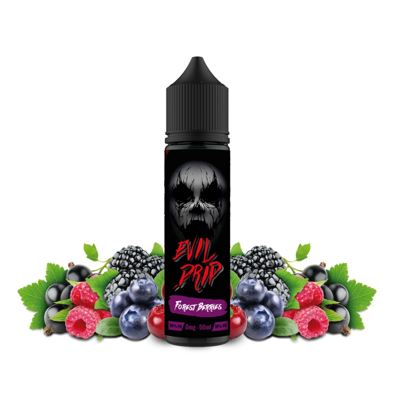 Evil Drip - FOREST BERRIES - 50ml