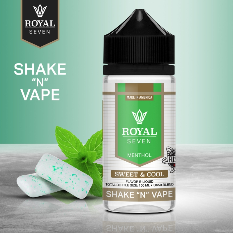 Royal Seven - Sweet & Cool - 50ml