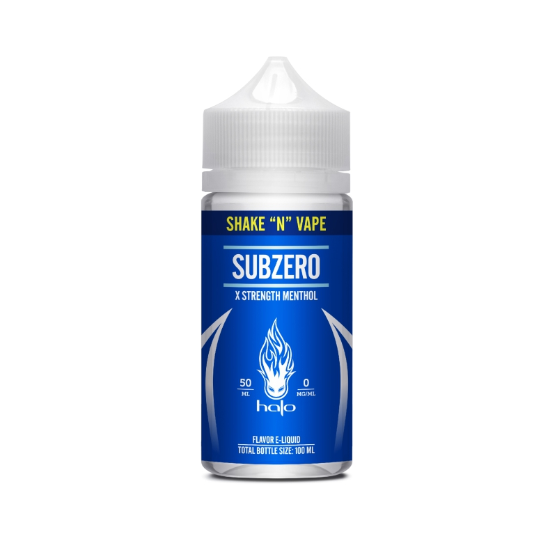 Halo - SubZero - 50ml
