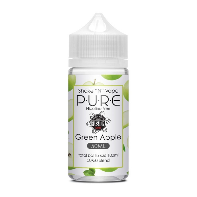 PURE - Green Apples - 50ml